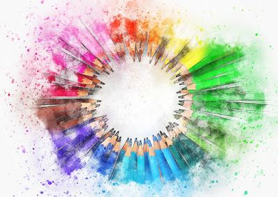 vários-lapis-formando-um-circulo-imagem-em-cores
