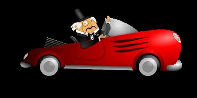 pessoa-rica-dirigindo-um-carro-de-luxo