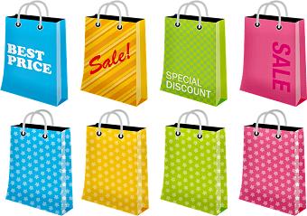 sacolas-de-compras-com-frases-que induzem-ao-consumo