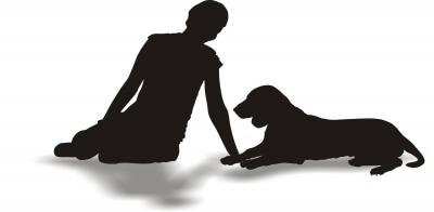 homem-e-cachorro-ilustracao