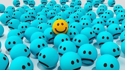 Smiley sorrindo
