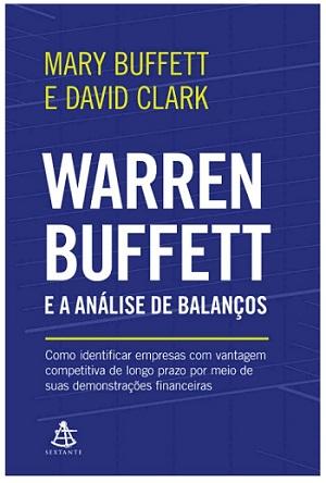 Capa do livro Warren Buffett e a análise de balanços