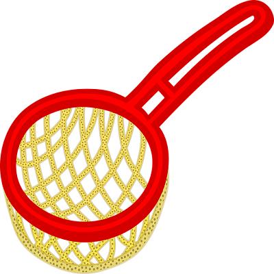 peneira ilustração